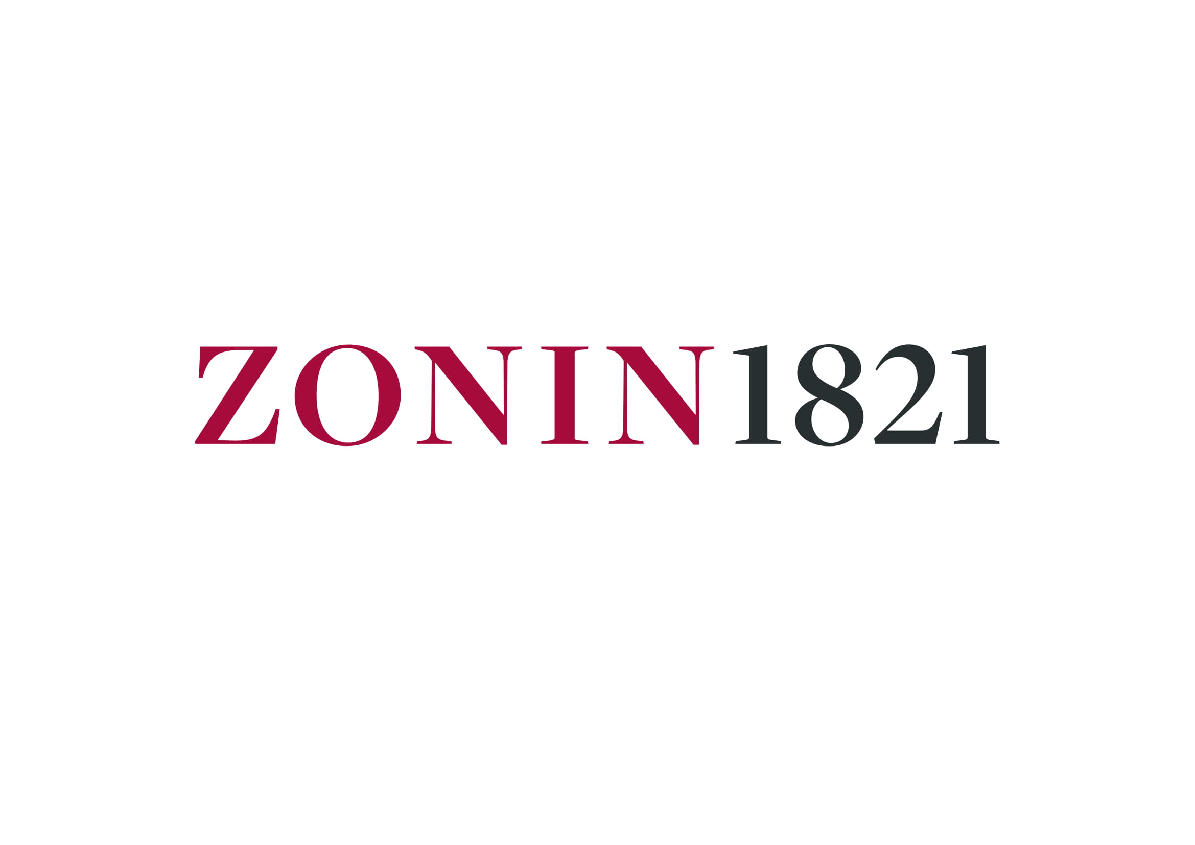Logo Zonin1821-1