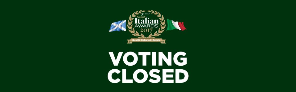 SIA_WEB Voting closed